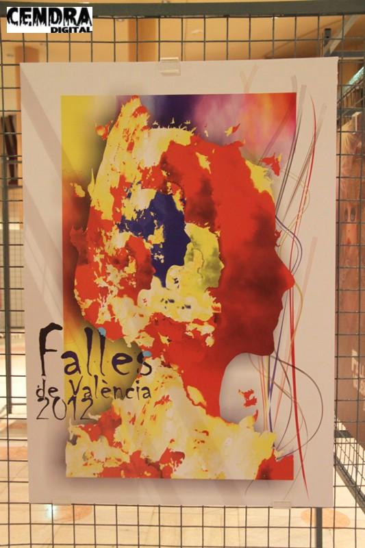 Cartel Fallas 2012 Valencia (95)