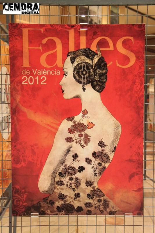 Cartel Fallas 2012 Valencia (98)