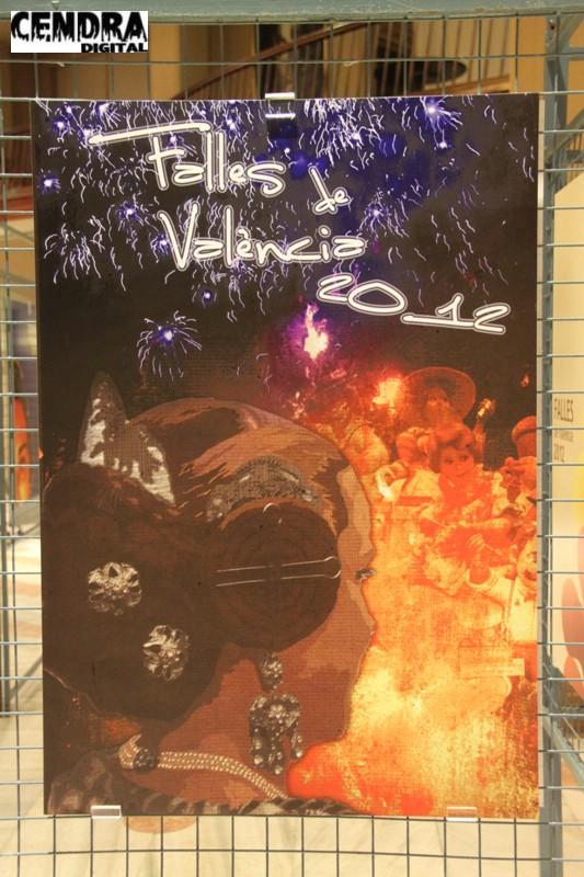 Cartel Fallas 2012 Valencia (99)