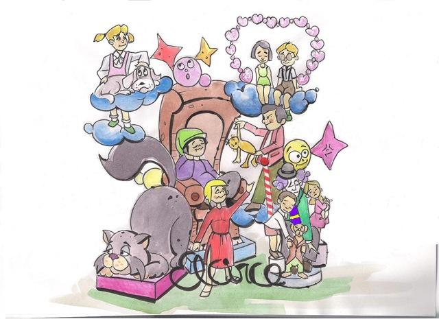 Falla Conserva infantil 2012