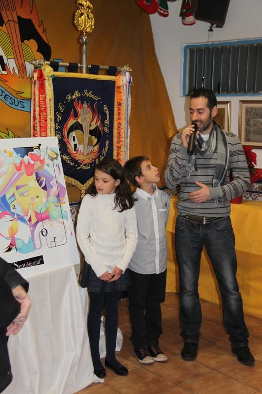 Falla Jesus San Francisco Borja (2)
