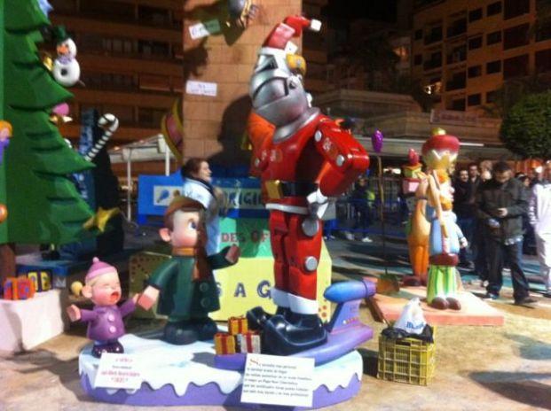 Foguera nadal (4)