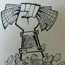 boceto falla el mocador 2015