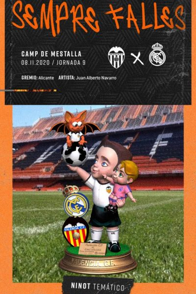 Ninot Real Madrid