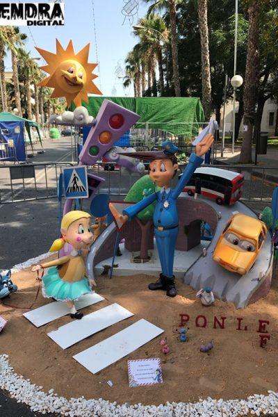 Barrio José Antonio infantil