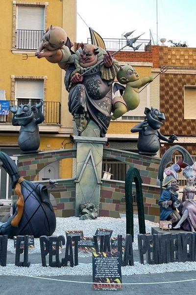 Falla Sant Andreu (1)