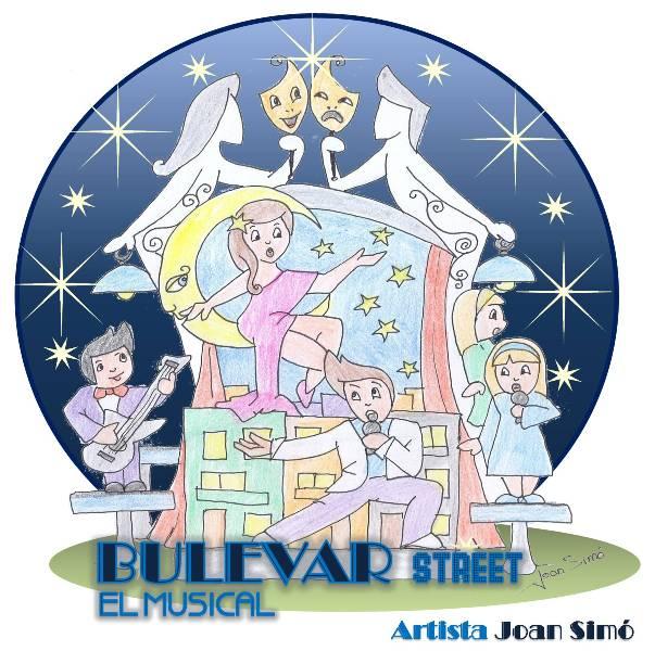 Falla Infantil SECCIÓ SEGONA ---BULEVAR STREET El Musical de Joan Simó