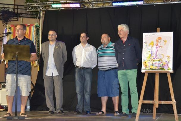 boceto mayor Falla Beniopa